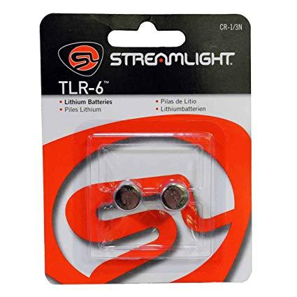 Streamlight CR 1/3N Lithiové baterie