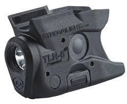 Streamlight TLR-6 na GLOCK 26/27/33 - 100 lm, bez laseru