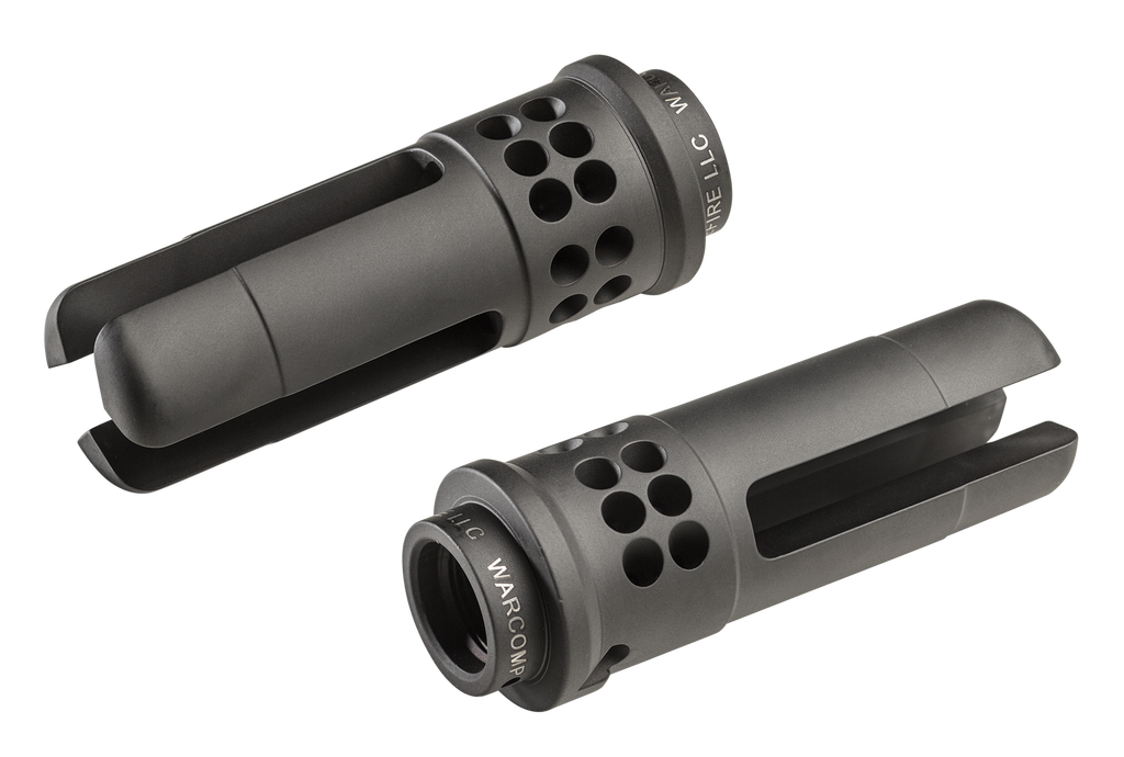 WARCOMP-762-5/8-24 Flash Hider / Suppressor Adapter pro 7.62 mm (.308 cal.) - černý