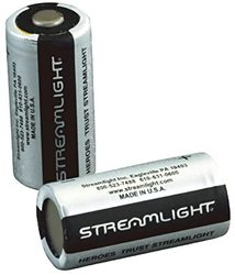 Baterie Streamlight CR123A 3V - Lithiová